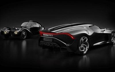 La Voiture Noire: A Guide to Bugatti's $19 Million Car