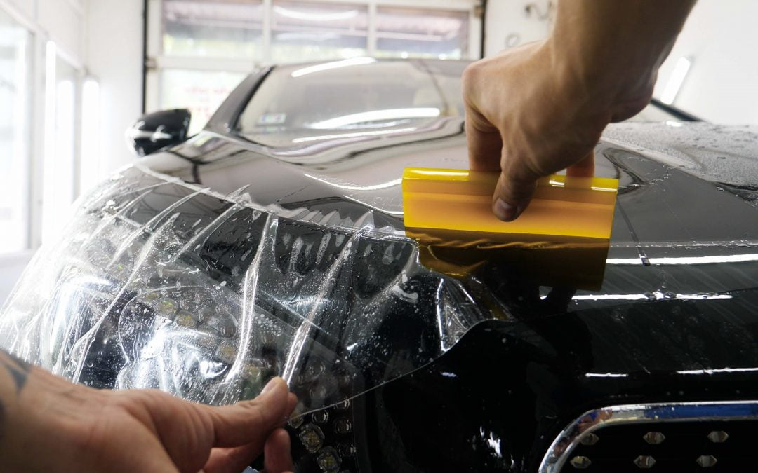 "How Do ""Self-Healing"" Paint Protection Films Work?"
