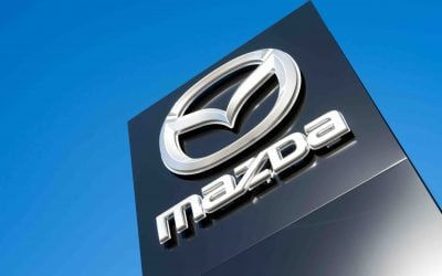 All About Mazda 46G, Machine Grey Metallic Paint