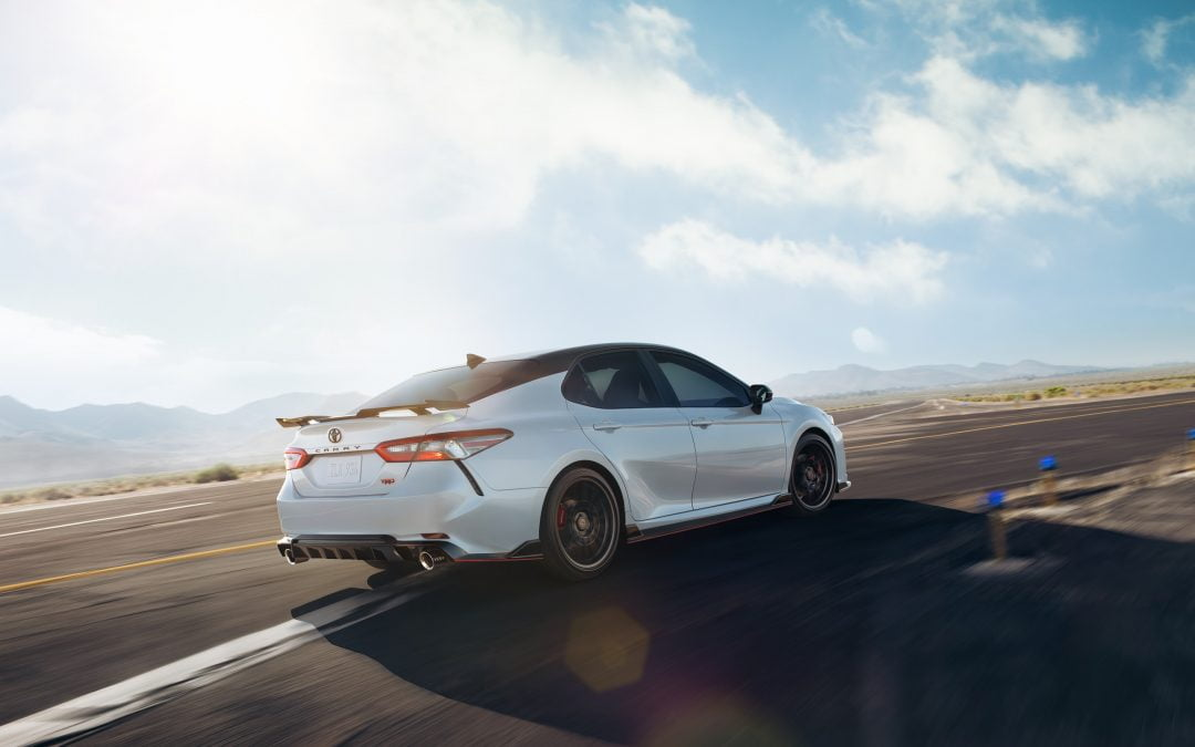 A Buyer's Guide to the 2020 Toyota Camry TRD