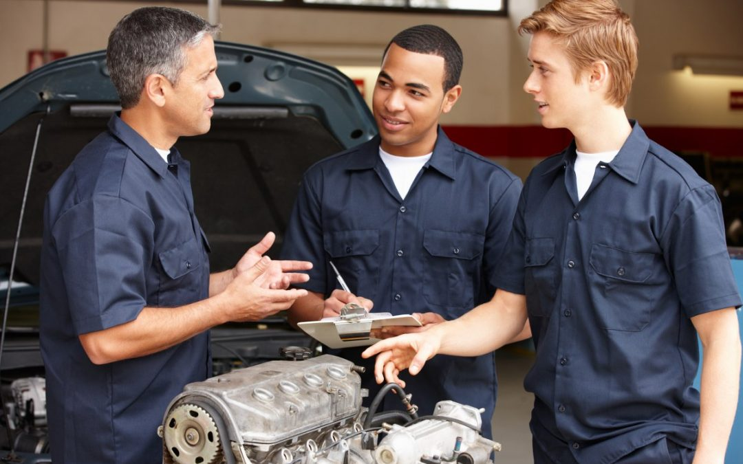Mentoring: A Solution to the Looming Mechanic Shortage?