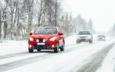 Driving in Snow: How to Stay Safe on Frozen Roads