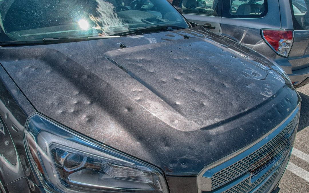 How to Protect Your Car from Hail Without a Garage