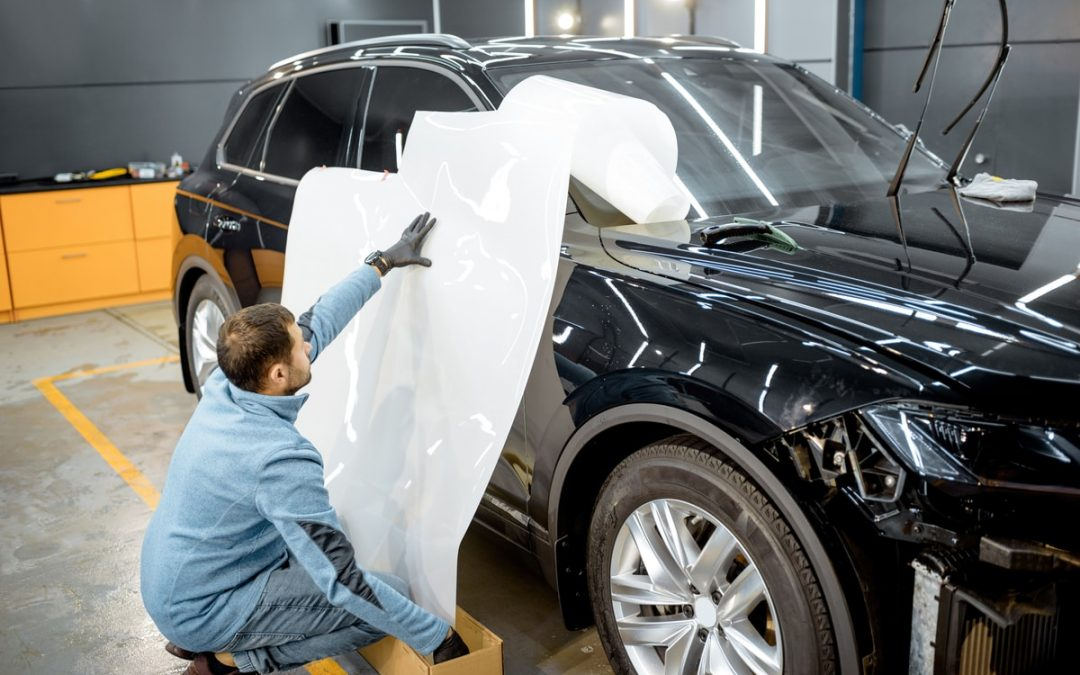 Should You Choose a Ceramic Car Coating or Paint Protection Film?