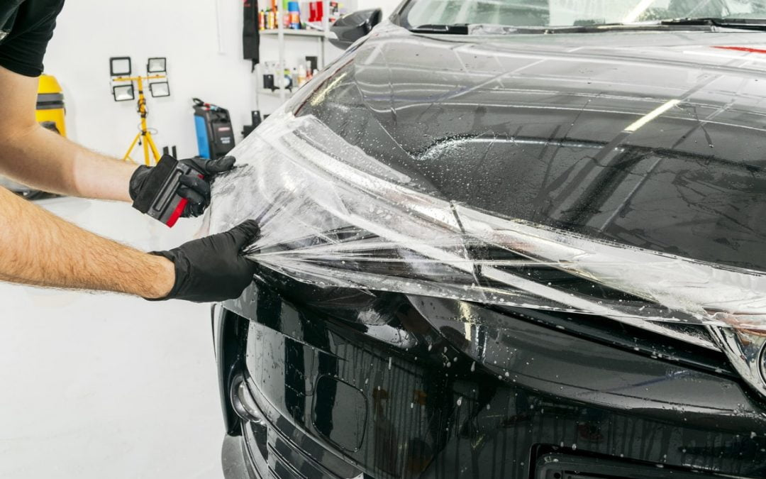 The Common Threats to Your Vehicle's Finish That can be Stopped by a Paint Protection Film